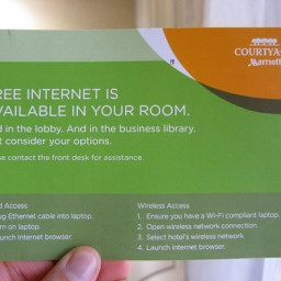 What Is The Deal With Slow Hotel Internet? Part 3