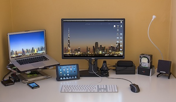Mac photographer setup
